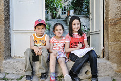 Siblings from Ürgüp