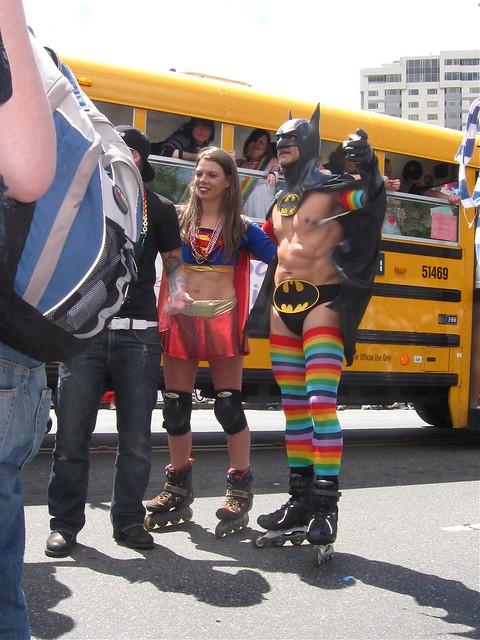 Proud Superheroes (Superqueeroes?)