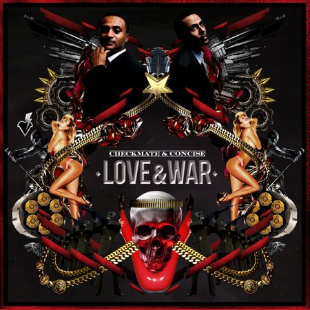Love & War - cover