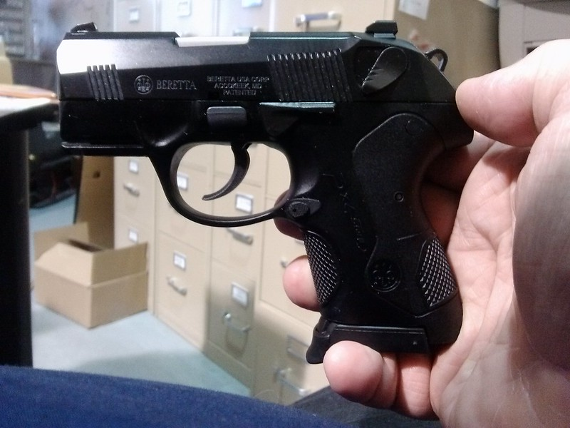 Beretta PX4 Storm - Overview and Shooting Demo Video - Beretta Forum