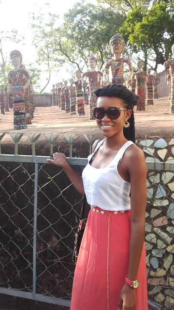 Nadia Ntahu in India (20)