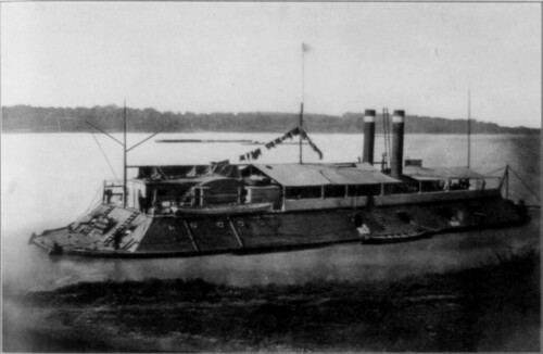 Gunboat Cincinnati