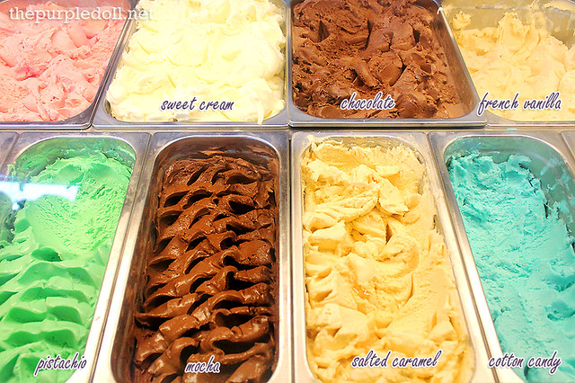 Cold Stone Creamery Philippines Flavors 2