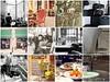 Mosaico para el grupo Click&Go. Tema: Cafeterías, bares y terrazas by {Larysa}