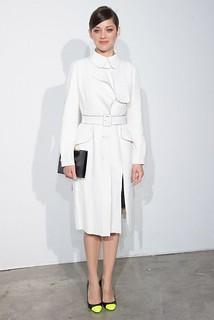 Marion Cotillard Cap Toe Shoes Celebrity Style Womens Fashion