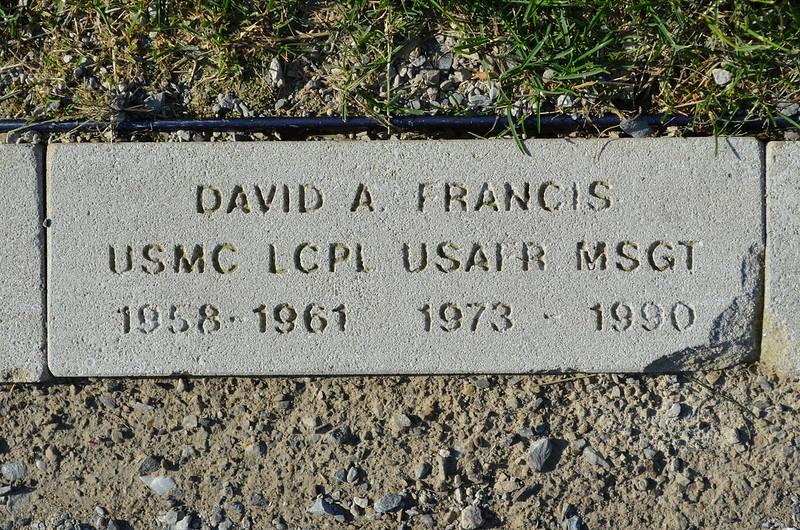 Francis, David