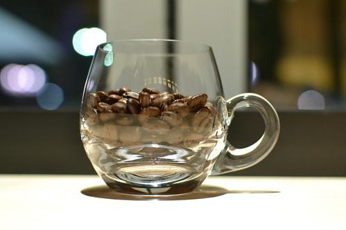 Coffee cup at Hana Hana