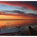Barker Inlet sunset by Mangrove Rat