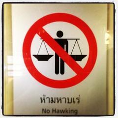 #hawking #bangkok
