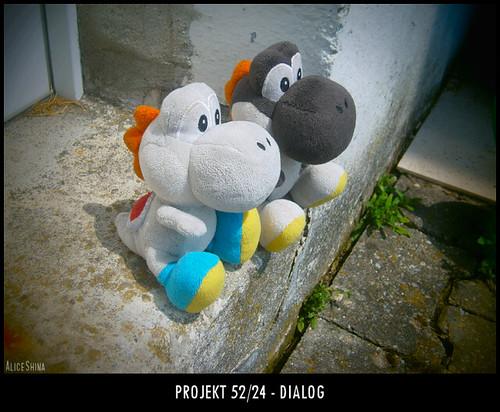 Projekt 52/24 - Dialog