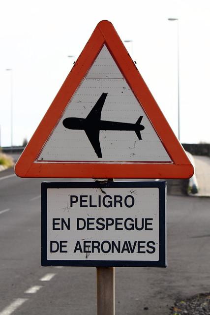 Que peligrosso! Tan cuidado!