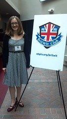 NHPTV BritWit Club Tea - June 8, 2013