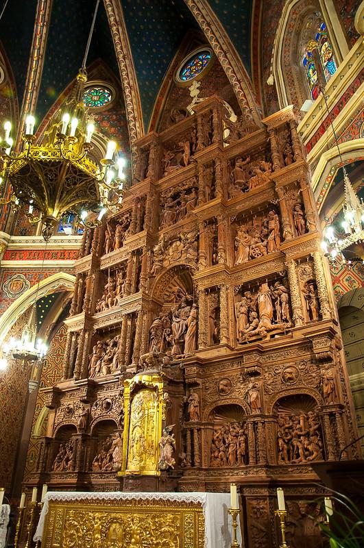 Torre de San Pedro e iglesia