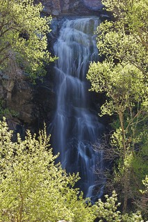 Bridal Veil Falls (Spearfish Canyon, SD)
