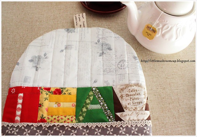 Patchwork Please_Tea Cosy_Paper Piecing Text_flat