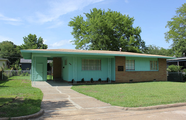 Medgar, Myrlie Evers Home / Museum, Jackson MS