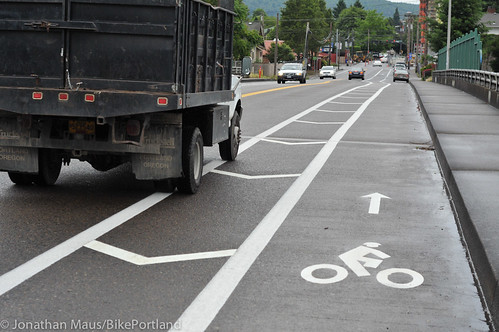 New bike lanes on Skidmore-1