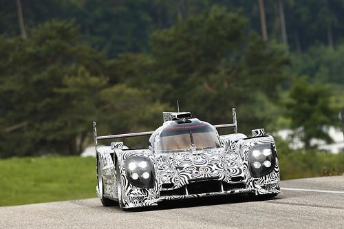 Porsche proto LMP1