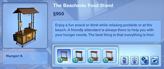 The Beachside Foodstand