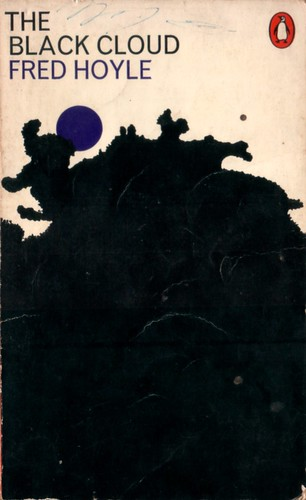 The Black Cloud by Fred Hoyle. Penguin 1971. Cover artist David Pelham