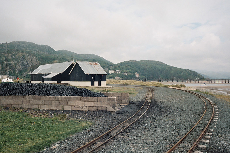 Fairbourne small gauge railway