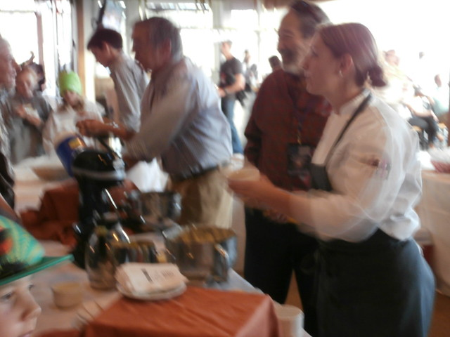 Event in Aspen - Liquid Nitrogen Ice Cream