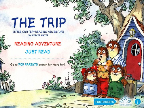The Trip: Little Critter Reading Adventure {A Review}