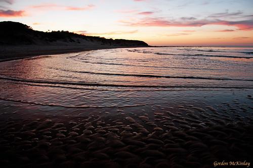Scoughall Beach by Gordon McKinlay