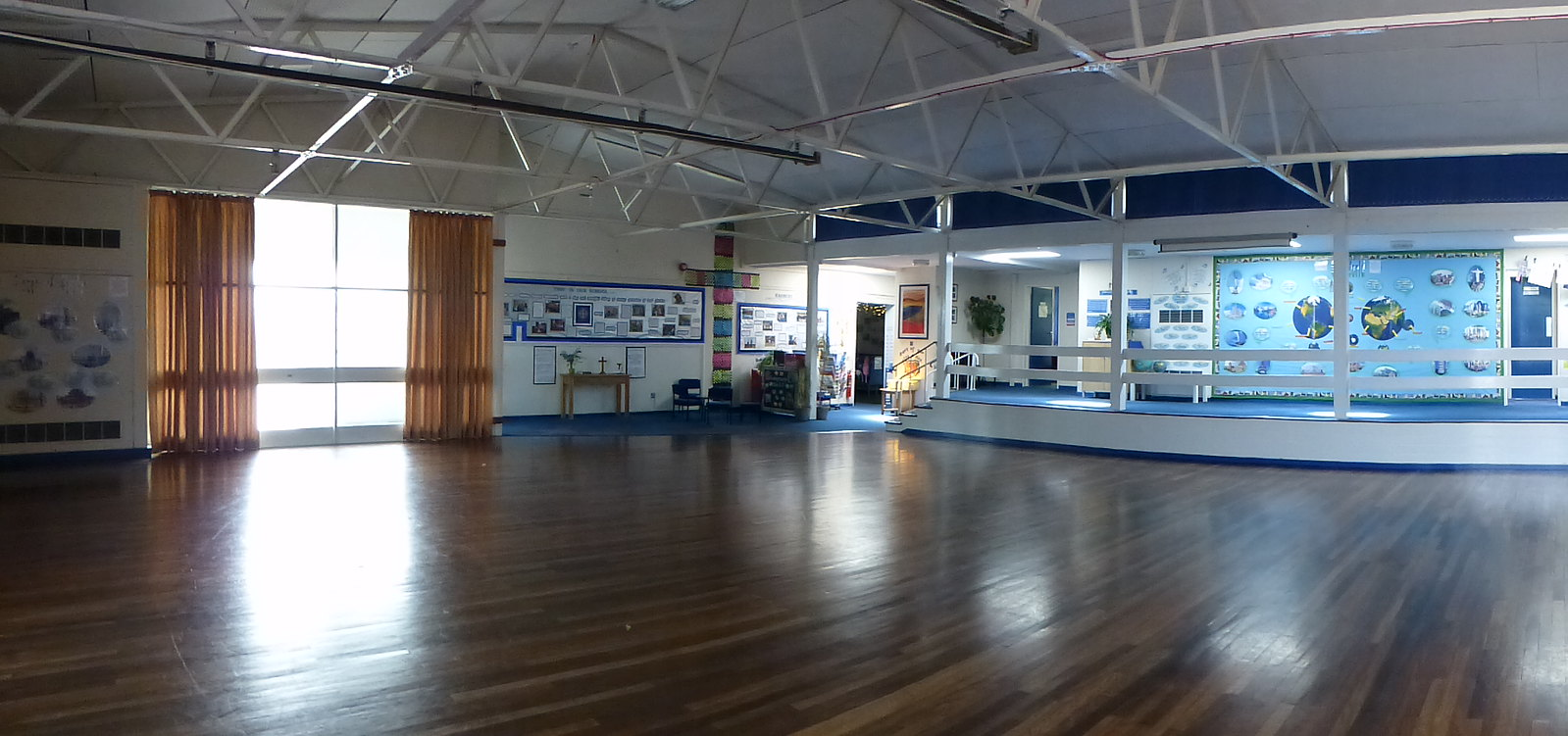 Early Years Hall