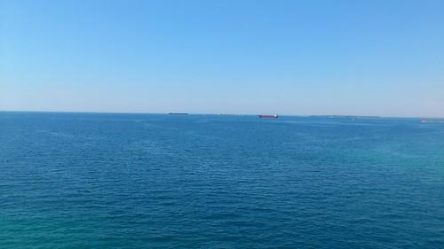 Taranto,rada di mar grande