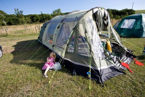 Dorset Camping Trip