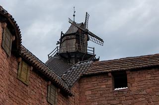Visite du Château du Haut Koenigsbourg
