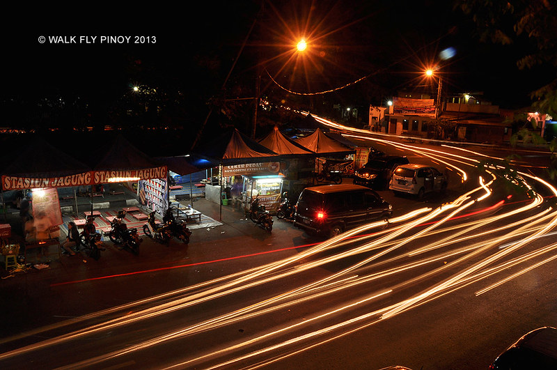 Ramadan Night in Malang, East Java, Indonesia