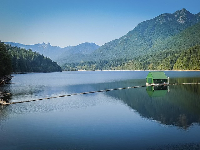 Capilano Lake Part 02