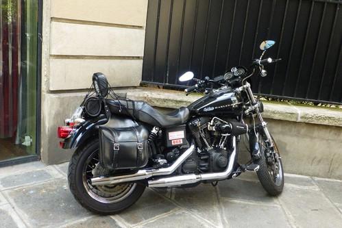 Paris  Harley Davidson