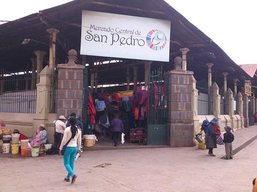 Mercado Central de San Pedro