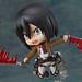 Small photo of Nendoroid Mikasa Ackerman