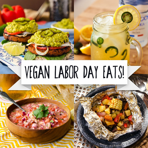 Vegan Labor Day Eats