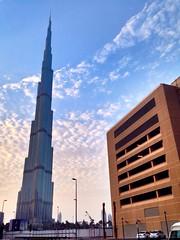 Burj Khalifa, Dubai 2013