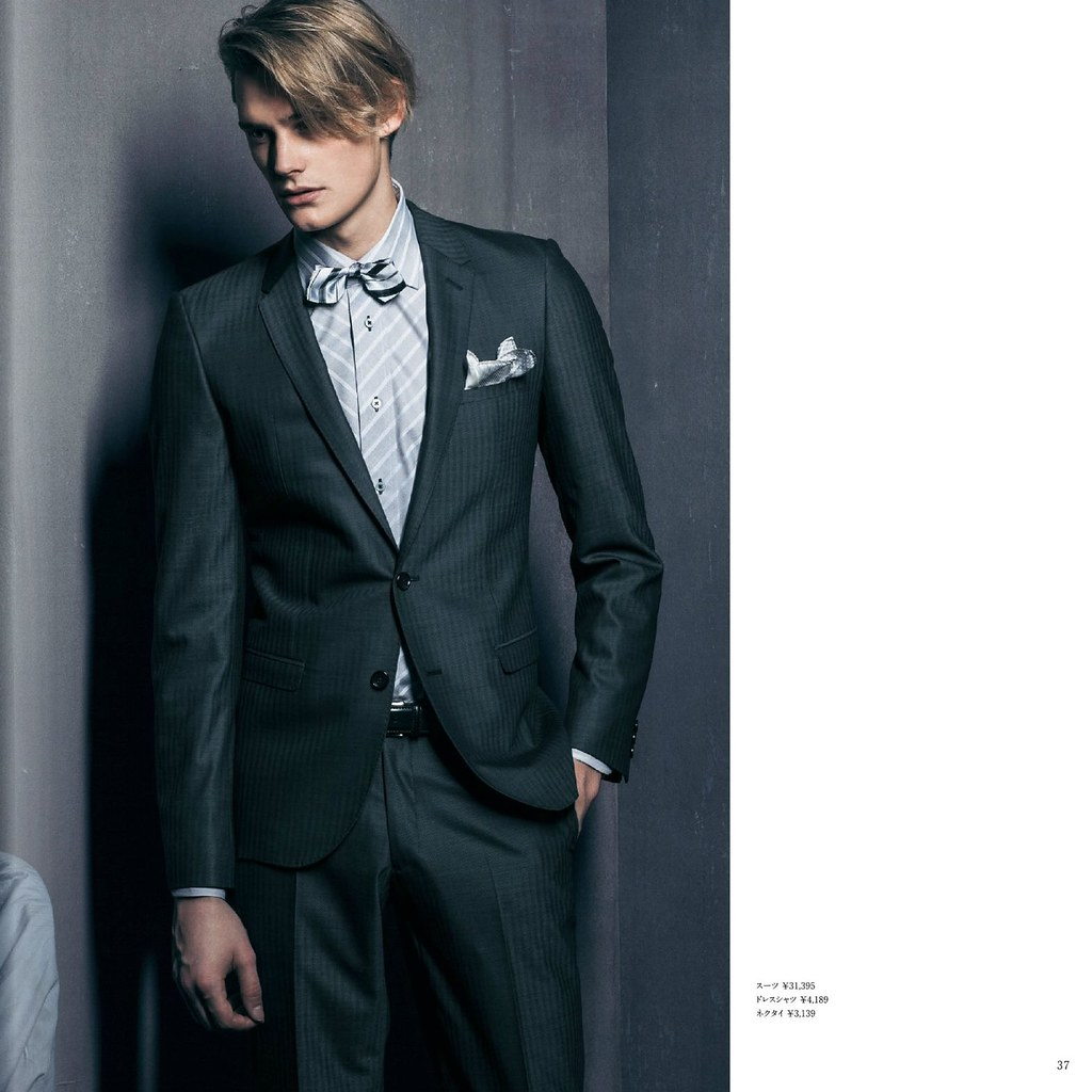 m.f.editorial Men's Autumn Collection 2013_016Danny Beauchamp, Kye D'arcy