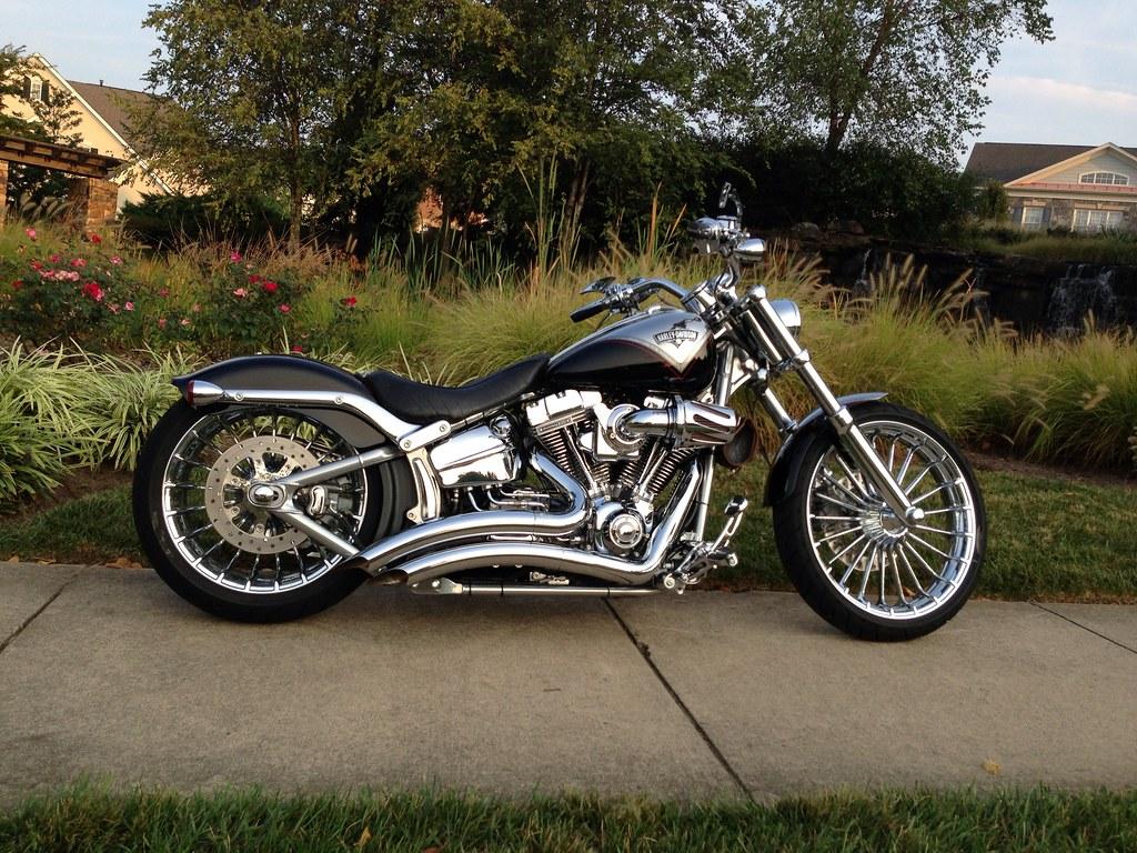 HarleyDavidson denies warranty claim for man whos ridden