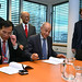 Signing Practical Arrangements - IAEA - China 16 Sep 2013