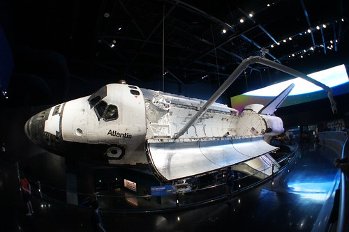 KSCVC Space Shuttle Atlantis