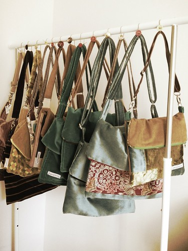 Bags by JuanitaTortilla