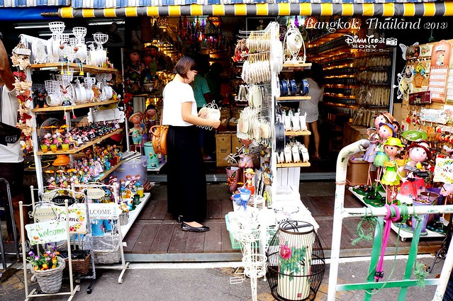 Day 4 Bangkok, Thailand - Chatuchak Weekend Market 03