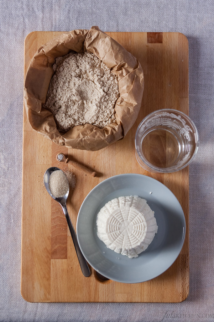 Necci - Chestnut pancakes