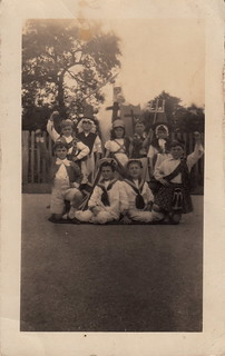 Ealing Hospital Pageant, St. Mary's School, South Ealing (8 July 1922)