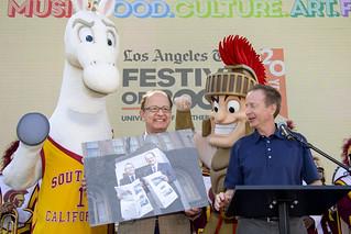 LA Times Festival of Books 2015 at USC