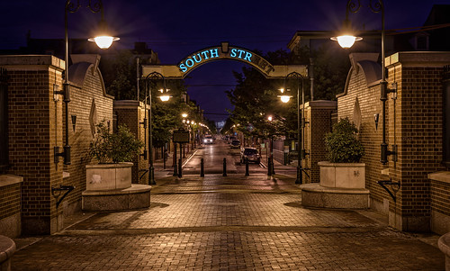 South Street by Geoff Livingston