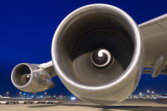747-200 Jet Engines